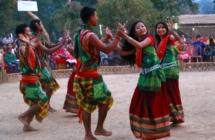 Bikash Kalita-Rabha Hasang Dance
